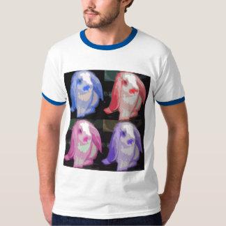 pop art bunnies T-Shirt