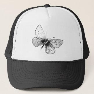 Pop Art Butterfly Trucker Hat