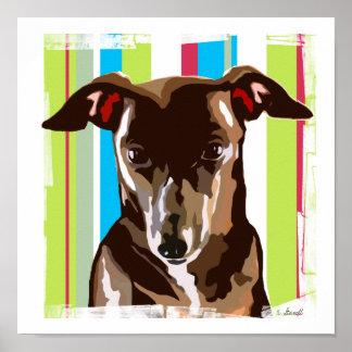 Pop Art Canvas Print