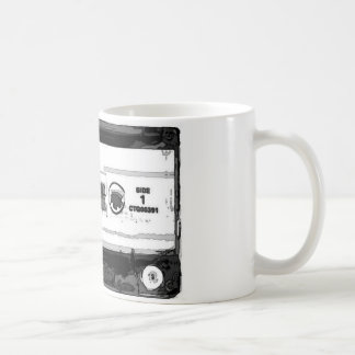 Pop Art Cassette Coffee Mug
