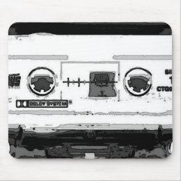 Pop Art Cassette Mouse Pad