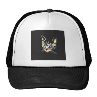 POP ART CAT HATS