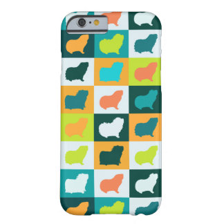 POP ART CAVY BARELY THERE iPhone 6 CASE