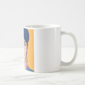Pop Art - Chrissie Coffee Mug