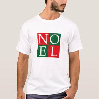 Pop Art Christmas NOEL T-Shirt