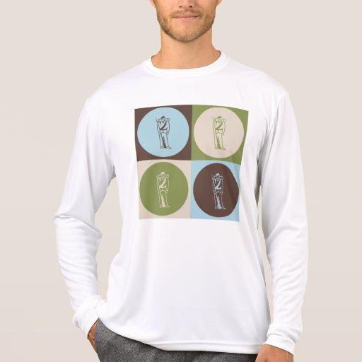 Pop Art Civil War Tee Shirt