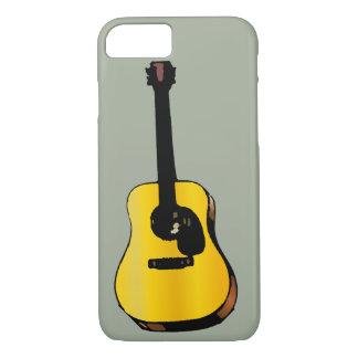 Pop Art Classical Guitar iPhone 7 Case