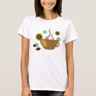 Pop Art Coffee T-Shirt