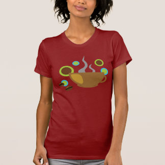 Pop Art Coffee T-Shirt
