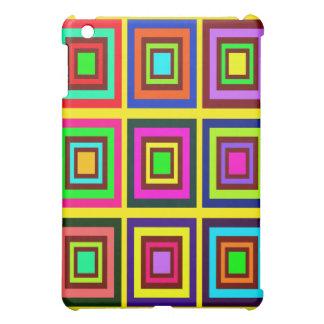 Pop Art Color Squares  iPad Mini Case
