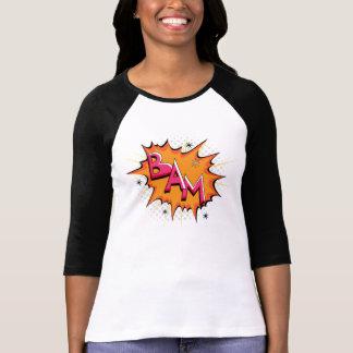 Pop Art Comic Bam! T-Shirt