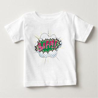 Pop Art Comic Biff! Baby T-Shirt