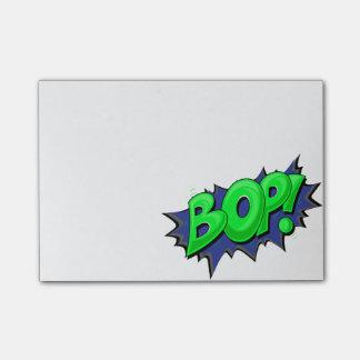 Pop Art Comic Bop! Post-it® Notes