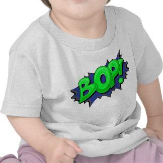 Pop Art Comic Bop! T Shirts