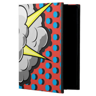 Pop Art Comic Style Explosion Powis iPad Air 2 Case