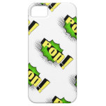Pop Art Comic Style Pop! iPhone 5 Cover