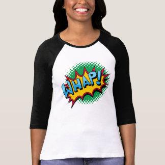 Pop Art Comic Style Whap! Shirts