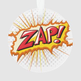 Pop Art Comic Style Zap!