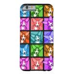 Pop Art Corgi iPhone 6 case