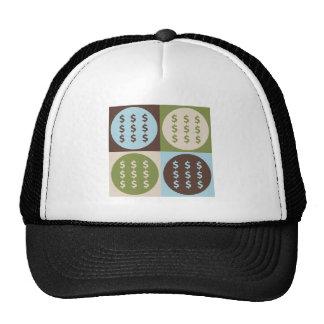 Pop Art Cost Estimating Trucker Hat