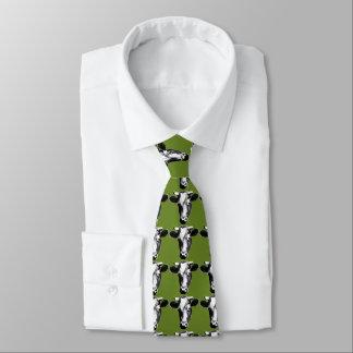 Pop Art Cow Tie
