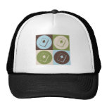 Pop Art Cribbage Hats