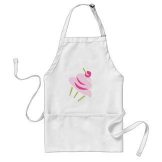 PoP-aRt CuPcaKe tWo Adult Apron