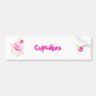 PoP-aRt CuPcaKe tWo Bumper Sticker