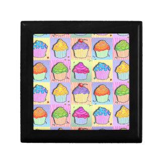 Pop Art Cupcakes Gift Box