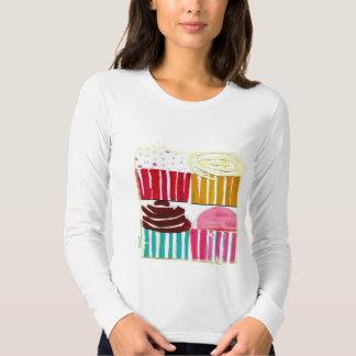 Pop Art Cupcakes T-Shirt
