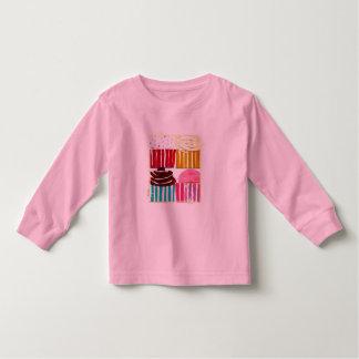 Pop Art Cupcakes Toddler T-shirt