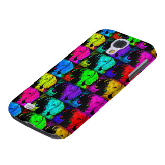 Pop Art Dachshund Doxie Sweet Face Soulful Eyes HTC Vivid Cases