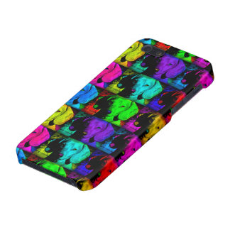 Pop Art Dachshund Doxie Sweet Face Soulful Eyes Case For iPhone 5