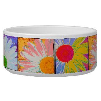 Pop Art Daisies Bowl