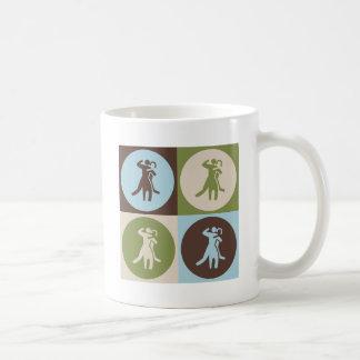 Pop Art Dance Coffee Mugs