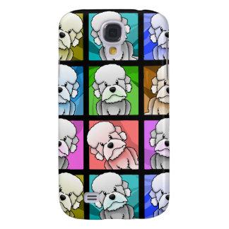 Pop Art Dandie Dinmont Terrier iPhone 3 Case