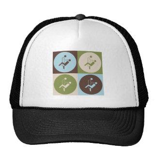 Pop Art Dental Hygiene Hats