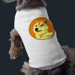 "Pop Art dogecoin design T-Shirt<br><div class=""desc"">Be a vibrant shibe with a Pop Art doge design.</div>"