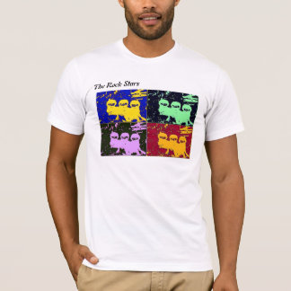 Pop Art Eaglets T-Shirt