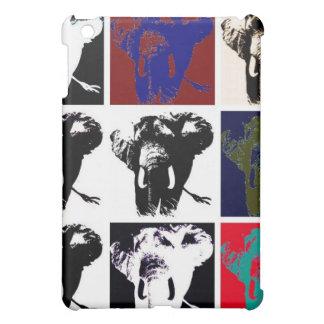 Pop Art Elephants iPad Mini Covers