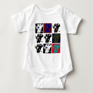 Pop Art Elephants T-shirt