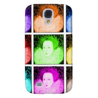 Pop Art Elizabeth I Samsung Galaxy S4 Case