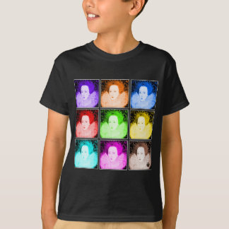 Pop Art Elizabeth I T-Shirt