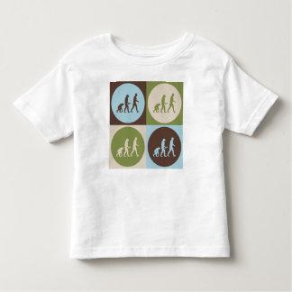 Pop Art Evolutionary Biology T-shirt