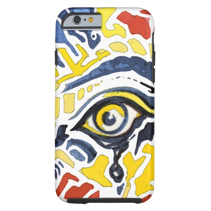 Pop Art Eyes Phone Case : Zazzle