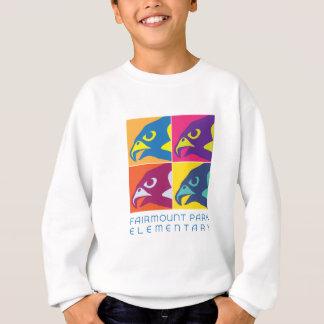 Pop Art Falcon Spirit Sweatshirt