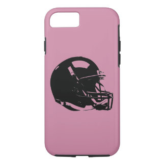 Pop Art Football Helmet iPhone 8/7 Case