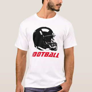 Pop Art Football Helmet T-Shirt - Popular Sports