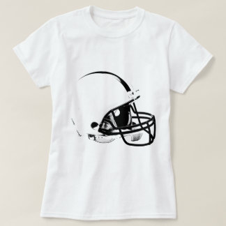 Pop Art Football Helmet T-shirts