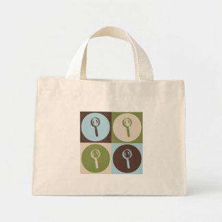 Pop Art Forensic Science Tote Bag